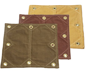 Products - Heavy Duty Canvas Tarps