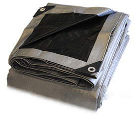 Products - Heavy Duty Poly Tarps